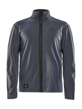 Craft Ride Glow fietsjacket grijs heren