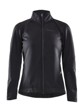 Craft Ideal fietsjacket zwart dames