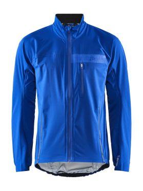 Craft Surge rain fietsjacket blauw heren