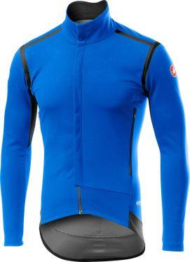 Castelli Perfetto RoS lange mouw jacket blauw heren