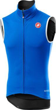 Castelli Perfetto RoS Vest mouwloos fietsshirt blauw heren