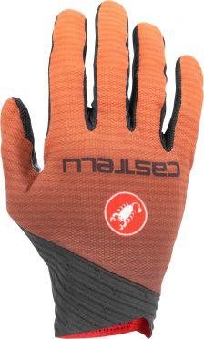 Castelli CW. 6.1 cross glove crosshandschoenen zwart/oranje heren