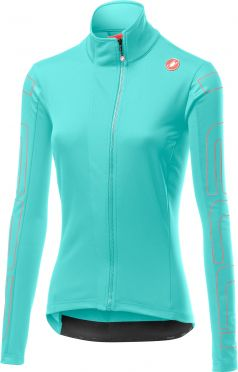 Castelli Transition jacket lichtblauw dames