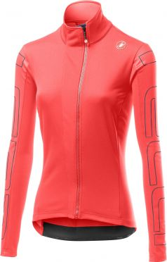Castelli Transition jacket roze dames