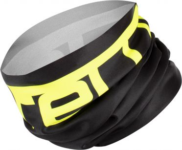 Castelli Viva 2 thermo head thingy geel fluo heren