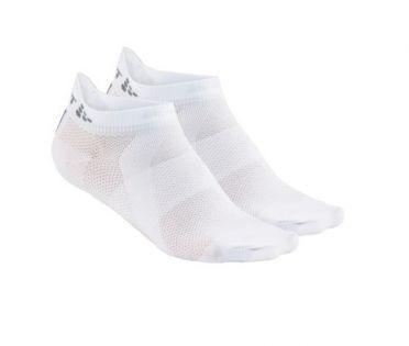 Craft Cool enkel sokken 2-pack wit