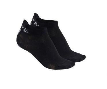 Craft Cool enkel sokken 2-pack zwart