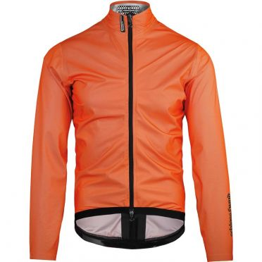Assos Equipe RS Schlosshund regenjacket oranje unisex