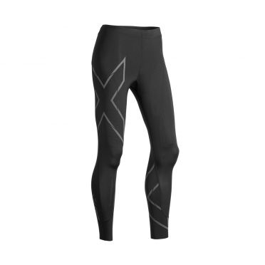 2XU MCS Run Compressie tights zwart dames