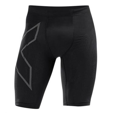 2XU MCS Run Compressie shorts zwart heren