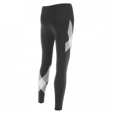 2XU TR2 Compression Tights zwart/wit dames