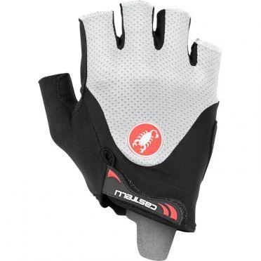 Castelli Arenberg gel 2 handschoen zwart/wit heren