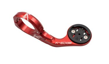 K-Edge Garmin pro XL mount 31.8mm rood