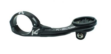 K-Edge Garmin pro XL combo mount 31.8mm zwart