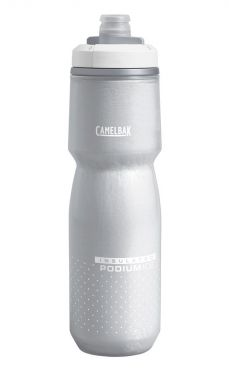 Camelbak Podium ice bidon 620ml wit