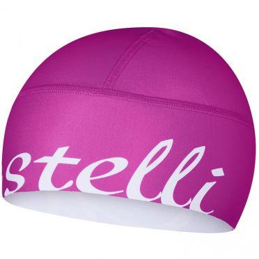 Castelli Viva donna skully helmmuts paars dames
