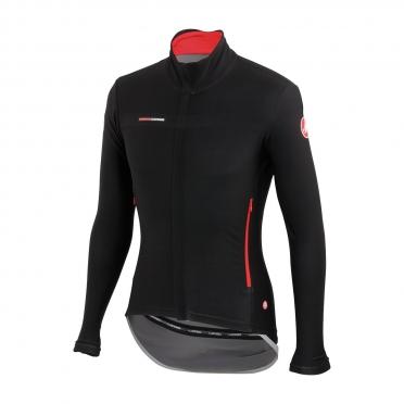 Castelli Gabba 2 lange mouw jacket zwart heren 14513-010