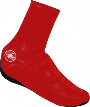 Castelli Aero nano overschoen rood heren 16032-023