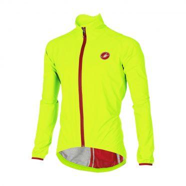 Castelli Riparo rain jacket geel heren 16050-032