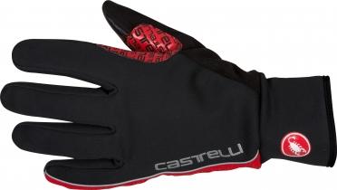 Castelli Spettacolo glove heren zwart/rood 16534-123