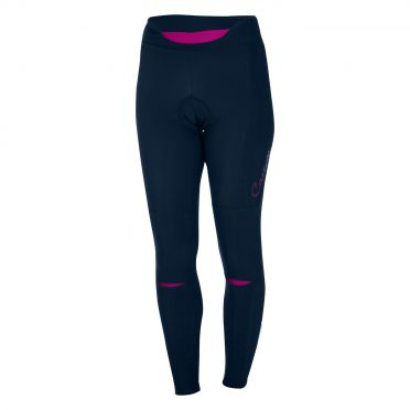 Castelli Chic tight blauw/roze dames