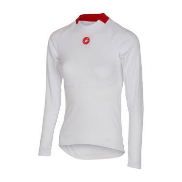 Castelli Prosecco W LS ondershirt dames wit 16555-001
