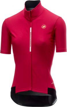 Castelli Gabba 3 W korte mouw fietsshirt roze dames