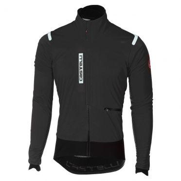 Castelli Alpha RoS jacket zwart heren