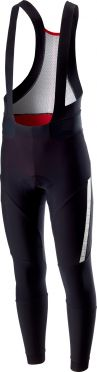Castelli Sorpasso 2 bibtight zwart/wit heren