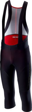 Castelli Sorpasso 2 bibknicker 3/4 fietsbroek zwart heren