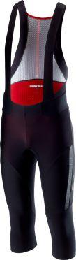 Castelli Sorpasso 2 bibknicker 3/4 fietsbroek zwart/reflex heren