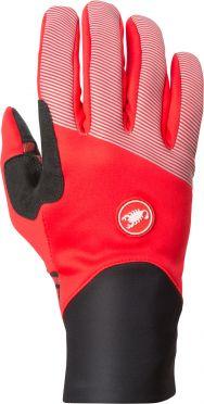 Castelli Scalda elite glove fietshandschoenen rood heren