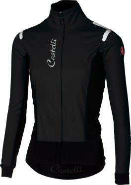 Castelli Alpha RoS W jacket zwart dames