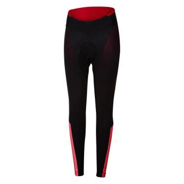Castelli Sorpasso 2 tight zwart/rood dames