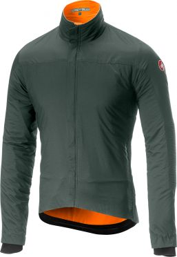 Castelli Elemento lite lange mouw jacket forest grijs heren