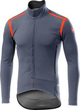 Castelli Perfetto RoS lange mouw jacket dark steel blauw heren