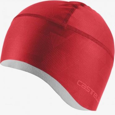 Castelli Pro thermal skully rood