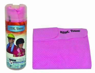 TechNiche KewlTowel koelhanddoek roze
