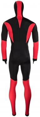 Craft Speed schaatspak CB zwart/rood unisex