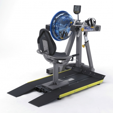 First Degree roeitrainer Fluid Rower E-920 UBE Evolution series