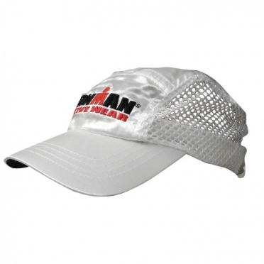 Ironman venti race cap white
