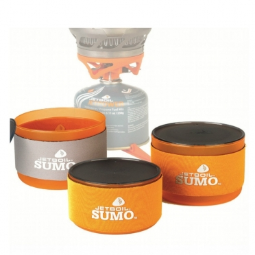JetBoil Sumo Companion bowl set