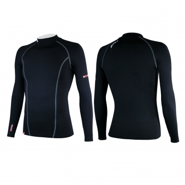 2XU men's Compression L/S Top MA1120 black