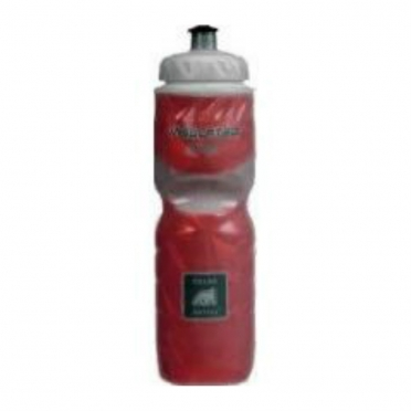 Polar Bottle thermische bidon 0.70 liter Rood
