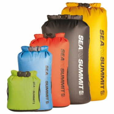 Sea To Summit Big River dry bag 65 liter blauw 973416