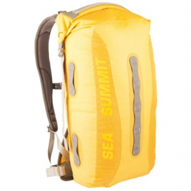 Sea To Summit Carve dry pack 24 liter geel