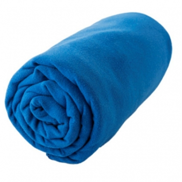 Sea To Summit Drylite handdoek large blauw
