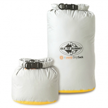 Sea To Summit Evac dry sack 20 liter grijs-geel 973424