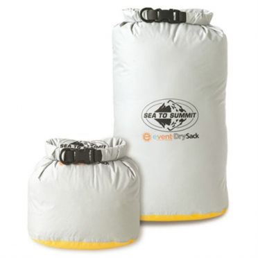 Sea To Summit Evac dry sack 8 liter grijs-geel 973422