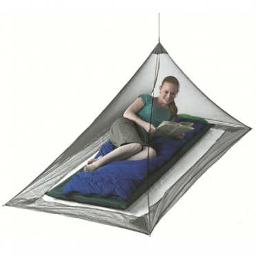 Sea to Summit Nano Mosquito Pyramid Net klamboe enkel